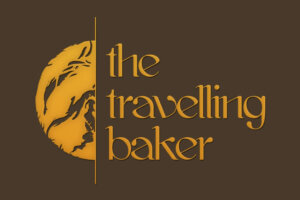 The Travelling Baker Logo