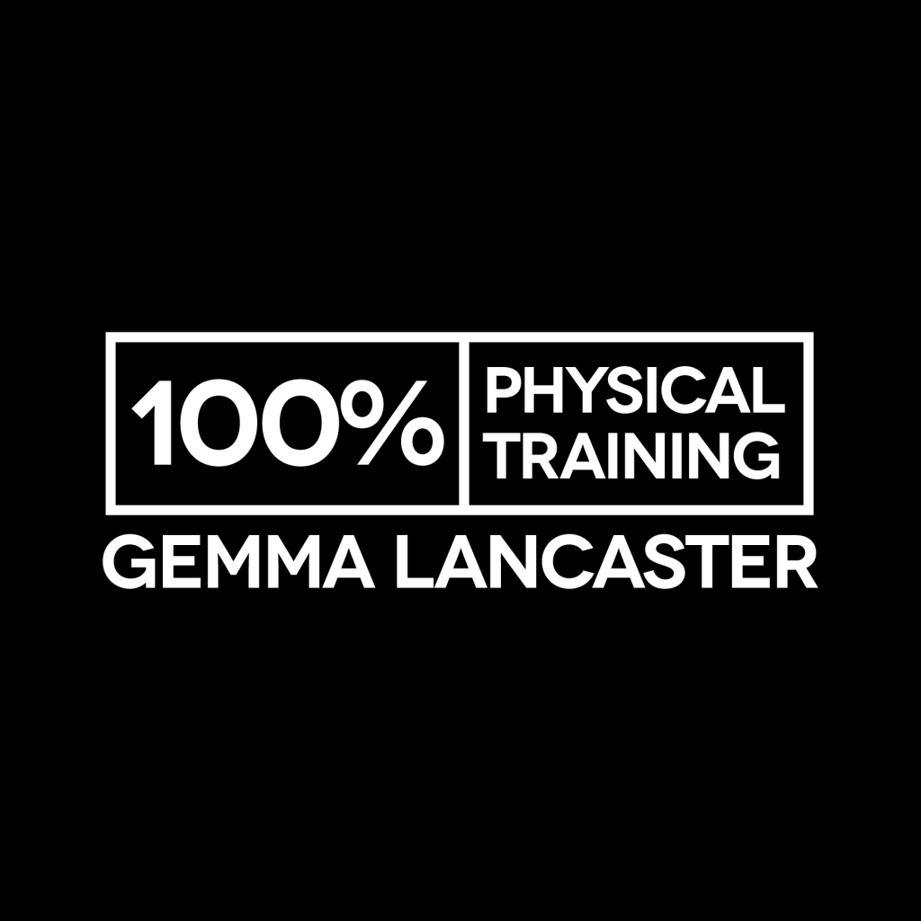100% Physical Training Logo black